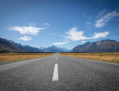 The Road to Writing
