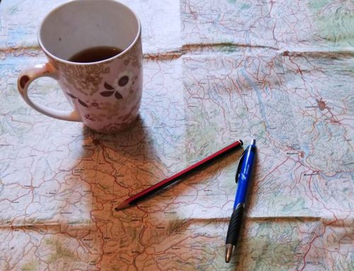 Road Map of a New Novel