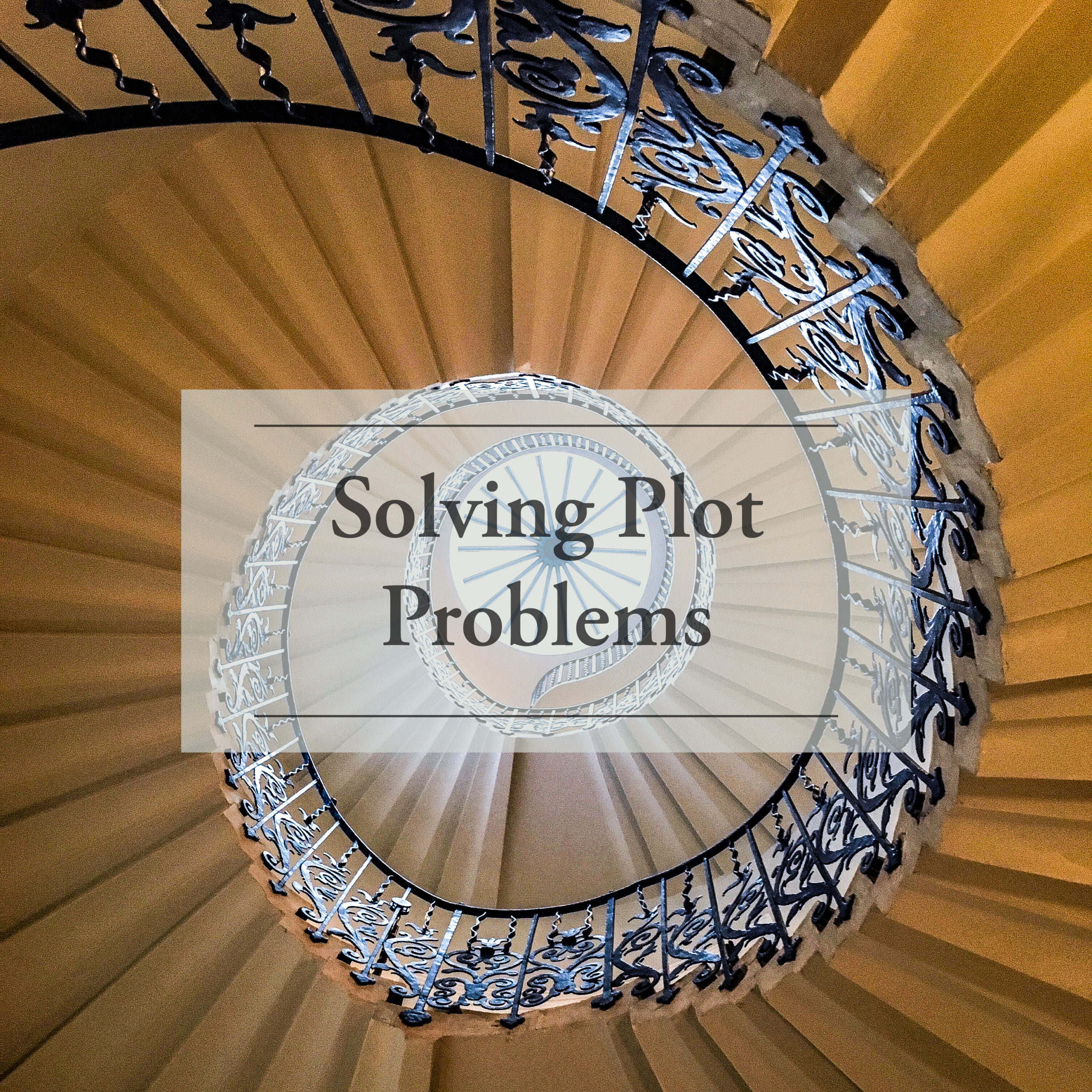 solving plot problems
