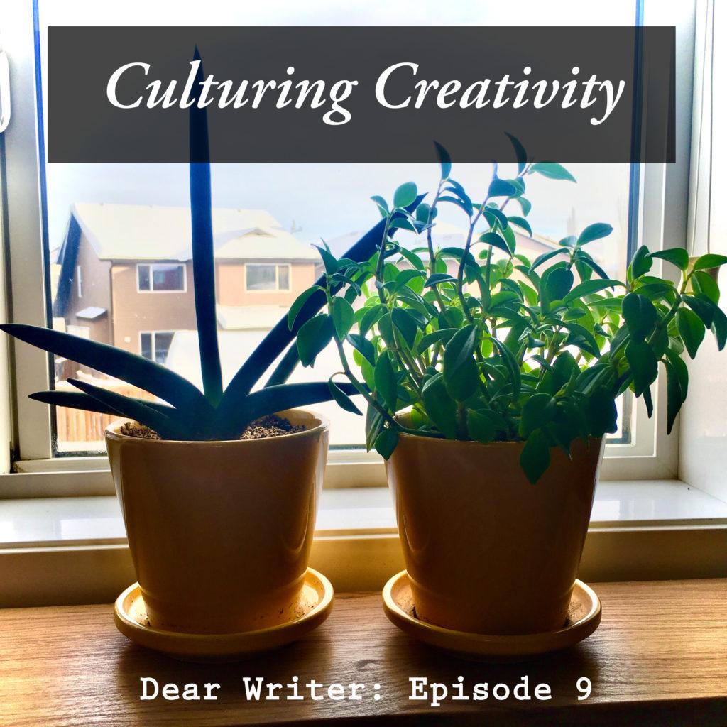 Culturing Creativity: Nature