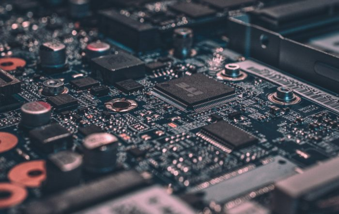 Writing is a process, and so is publication. Though it can seem as technical and complicated as this motherboard, it is worth putting the effort in.
